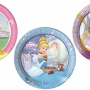 Set 8 farfurii Disney Princess